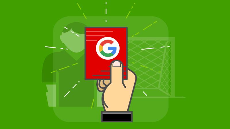 penalty google - گوگل پنالتی چیست ؟