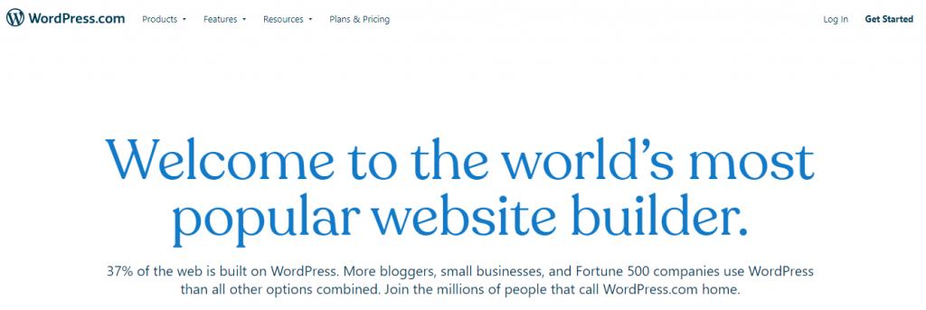 wordpress com 1024x343 - وردپرس چیست؟