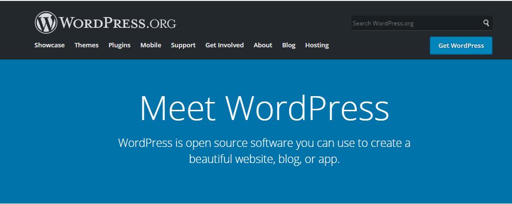 wordpress org - وردپرس چیست؟