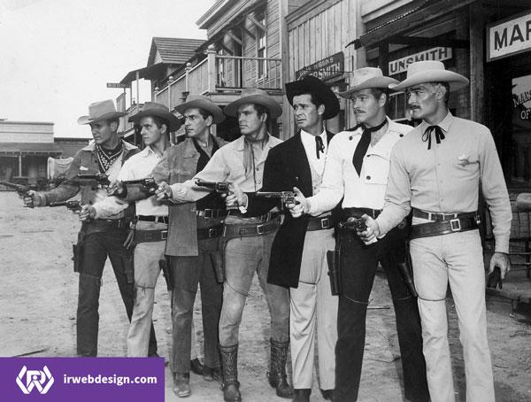 Black hat seo in western movie - سئو کلا سیاه چیست؟