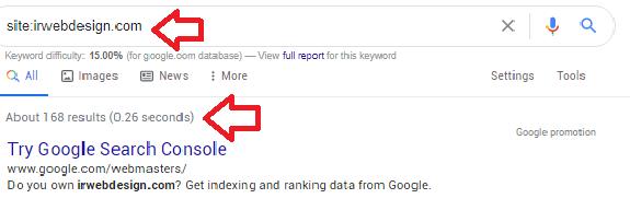google index tips - افزایش سرعت ایندکس سایت