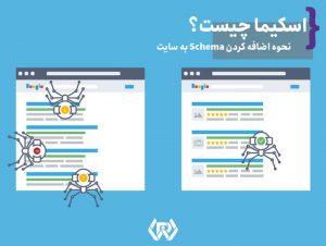 اسکیما چیست ؛ افزودن schema به سایت